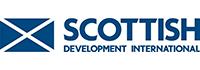 Scottish Development International Logo