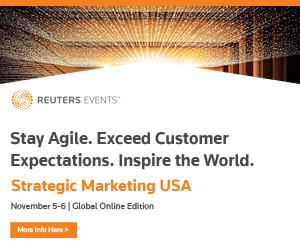 Strategic Marketing USA, November 5 - 6, 2020