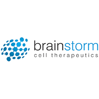 Brainstorm Cell Therapeutics - Logo