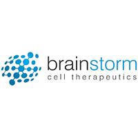 Brainstorm Cell Therapeutics - Logo