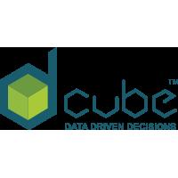 D Cube Analytics - Logo