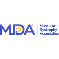 Muscular Dystrophy Association - Logo