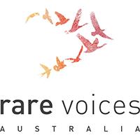 Rare Voices Australia - Logo