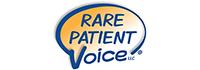 Rare Patient Voice - Logo