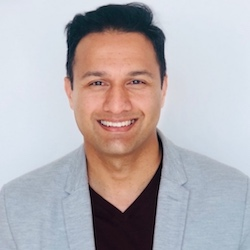 Anish Shindore - Headshot