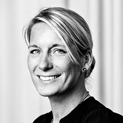Anna Omstedt - Headshot