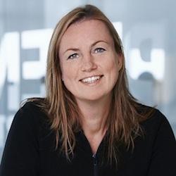 Camilla Krogh Lauritzen - Headshot