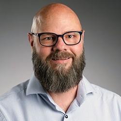 Craig Parker, MD, MS - Headshot