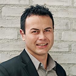 Dr Jason Gavin - Headshot