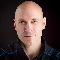 Jeff Valk - Headshot