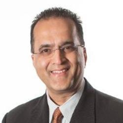 Saleem Hussaini - Headshot