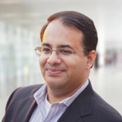 Sanjay Virmani - Headshot