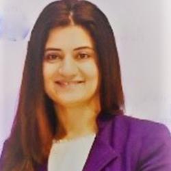 Shalini Sharad - Headshot