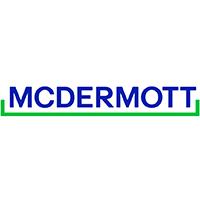 McDermott - Logo