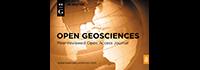 Open Geosciences - Logo