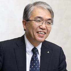 Dr. Hitoshi Kaguchi - Headshot