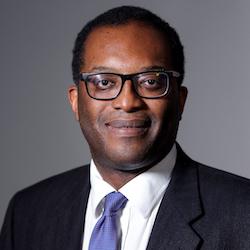 Kwasi Kwarteng MP - Headshot