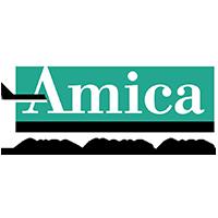 Amica's Logo