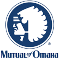 Mutual of Omaha's Logo