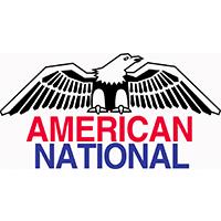 Logo of: american national