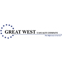 Logo of: great west casualty company