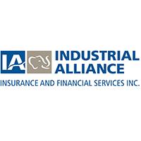 industrial alliance's Logo