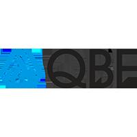 Logo of: qbe