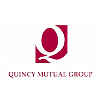Logo of: quincy mutual group