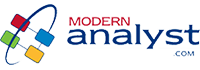 Modern Analyst Logo