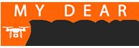 My Dear Drone - Logo