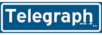 Telegraph.md - Logo