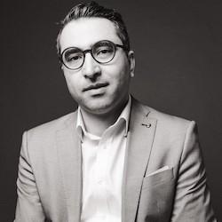Amir Sepasi, Ph.D. - Headshot