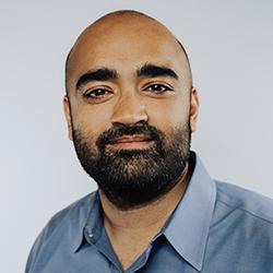Amrish Singh - Headshot