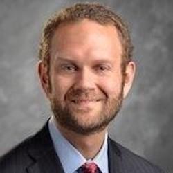 Christian W. Mitchell - Headshot