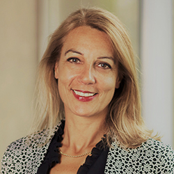 Christine Theodorovics - Headshot