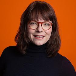 Désirée Mettraux - Headshot