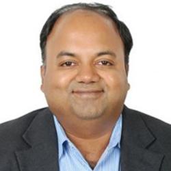 Dipu KV - Headshot