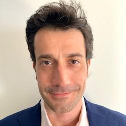 Giuseppe Di Riso - Headshot