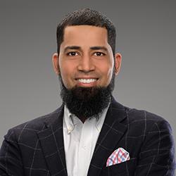 Samir Ahmed - Headshot