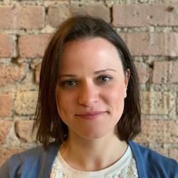 Sasha Korol - Headshot
