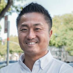 Ted Ohkuma - Headshot