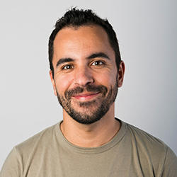 Tiago Godinho - Headshot