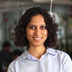 Yamini Bhat - Headshot