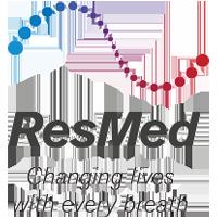 Resmed's Logo