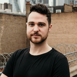 Aaron Jackson - Headshot