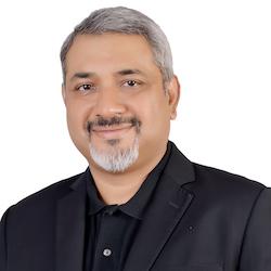 Amar Babu - Headshot