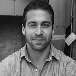 Andy Rosenberg - Headshot