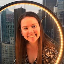 Megan Merrick - Headshot