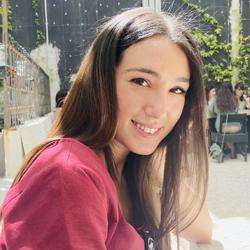 Natalia Gutierrez - Headshot