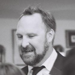Trevor Gordon - Headshot